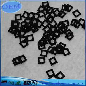 OEM Design av Small Black Square Packning