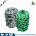 BWG16 Single PVC Coating Barbed Wire