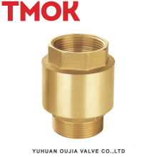 full brass swing chrome plated good sale in Europe check valves