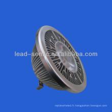 Cob ar111 12V G53 10w conduit spot downlight