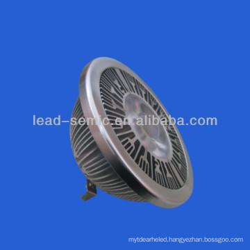 cob ar111 12V G53 10w led spot downlight