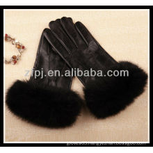 fashion,noble,fox fur adults glove