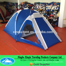 2017 polyester 4 person tent