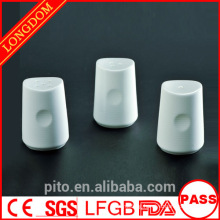 PT-LD-0204 wholesale porcelain salt & pepper shaker