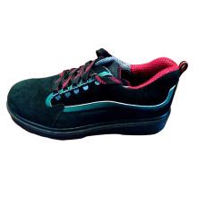 Женская защитная обувь с резиновой подошвой