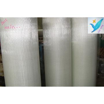 5*5 75G/M2 Alkali Resistant Fiberglass Fabric