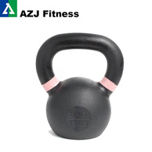 8KG Powder Coated Kettlebells