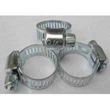 Small Safety American Hose Clamp Galvanized 8mm For Fixing Soft Hose