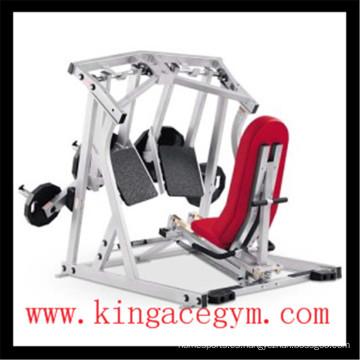 Sala de gimnasia ISO-Prensa de pierna lateral