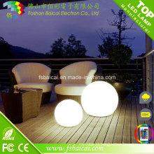 Luz da bola do diodo emissor de luz para a decoração