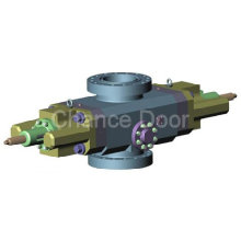 RAM Type Blowout Preventer Bop Drilling Rig for Wellhead