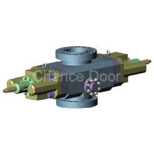 Tipo de RAM Blowout Preventer Bop Drilling Rig para Wellhead