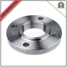 Нержавеющая сталь резьбовой фланец (YZF-FZ213)