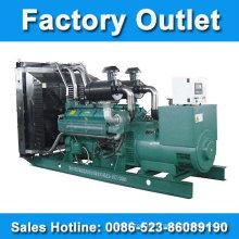 Générateur de puissance de 500KVA avec le moteur de la Chine WD269TAD43