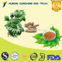 Солнце растительный экстракт элеутерококка П. е. порошок для Анти-рак и улучшения мужского репродуктивного здоровья