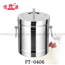 Stainless Steel Ice Barrel (FT-0406)