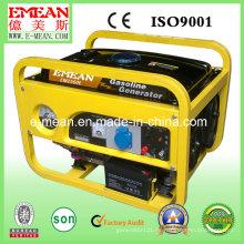 Generador SmallGasoline para uso en el hogar de 2kVA / 2kw (EM2500E)