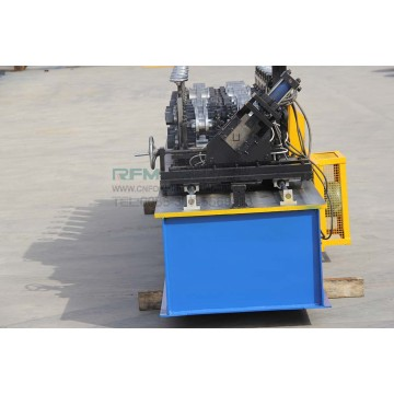 Metal Grid Ceiling Stud Track Making Machine