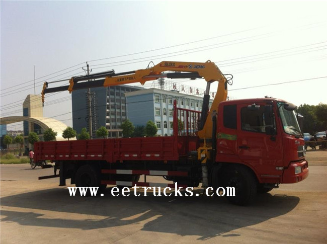 Telescopic Truck Cranes