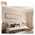 cheap bedroom decor woven wall covering with top quality