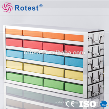 SUS304 stainless steel laboratory deep freezer ultra freezer racks