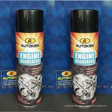 Очиститель двигателя, обезжириватель, быстродействующий обезжириватель для автомобильного двигателя
