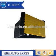 Heavy duty reliable folding wheel chock holder