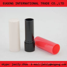 High Cap Design schöne Lipbalm Verpackungsrohre