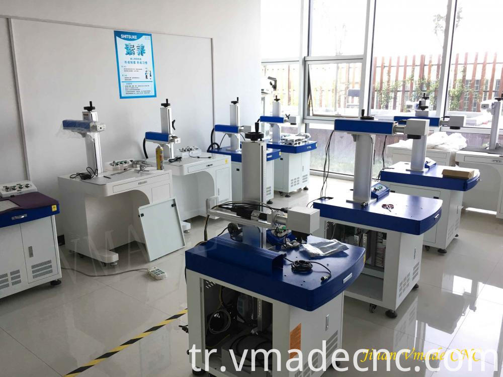 Fiber Laser Marking Machine Factory