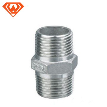 Casting SS 316 pipe clamp fittings