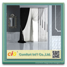 Polyester shower curtain fabric For Window