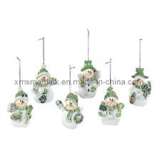 Schneemann Hängende Dekoration Geschenke, Weihnachten Hang Ornament