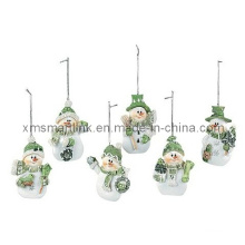 Snowman Hanging Decoration Gifts, Xmas Hang Ornament