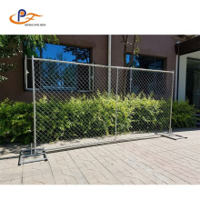 High Quality Oval Tube Temporary Fence Panel for Event