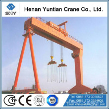 Large Span & Heavy Loading Ship Building Crane For Shipyard