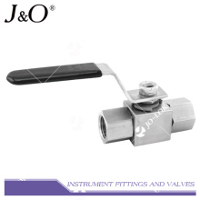 High Quantity Stainless Steel 316 Ball Valve