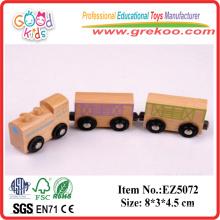 2015 Nuevos camiones de madera de los juguetes de los coches
