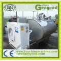 Tanque de leite de aço inoxidável para processamento de leite