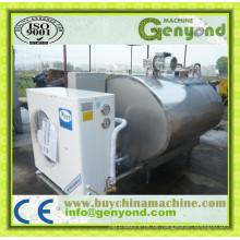 Edelstahl-Milchkühltank