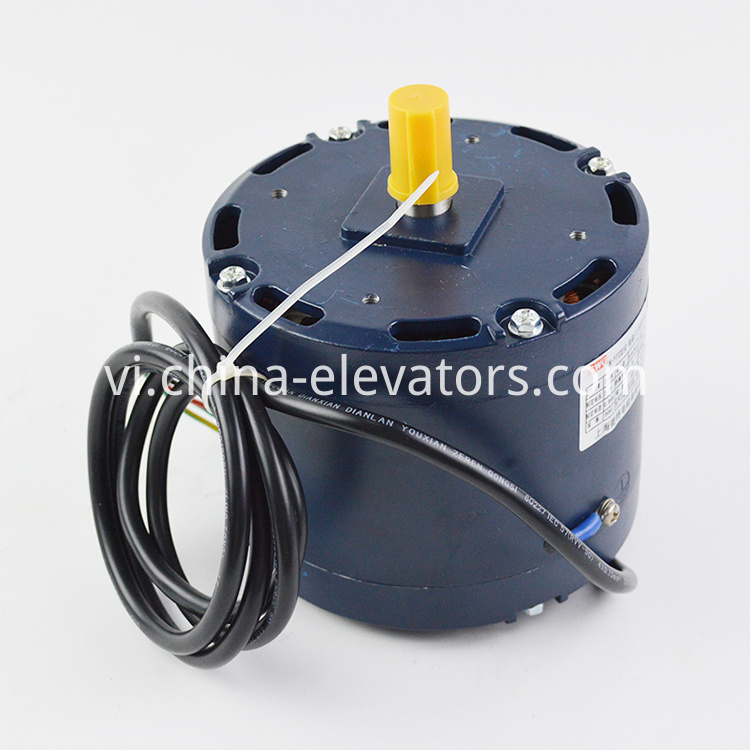 Three-phase Asynchronous Motor for Toshiba Elevator Doors TN-YTTD250