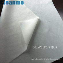 High Quality Cleaning wipes Lint Free Cleanroom 100% Polyester Cleaning Wiper 1006D