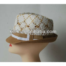 High quality 2014 New promotion 100% straw hat cheap hat shop, LSC01