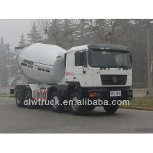 Fábrica de gran capacidad de la capacidad 15m3 8x4 hormigón camión de mezcla