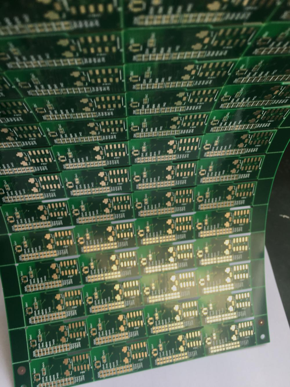 2 layer PCB FR4 0.2mm ENI G