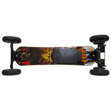 Skateboard elétrico de SUV da tampa protetora