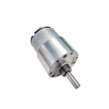 hot sale micro KM-37B520 12v dc planetary gear motor with gear encoder