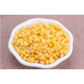 Yellow Ball Dices Particle Frozen Sweet Corn Kernels