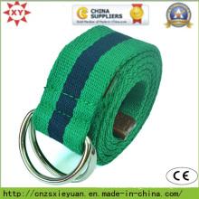 Fabric Belt for Unisex, Popular Color Webbing Belt