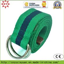 Ткань пояс для унисекса, популярный цветной ремень для ремня