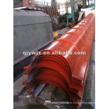 QJ-Wölbungskante-Dachziegel-Rolle, die machinary bildet
